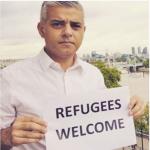 Sadiq Khan, sindaco di Londra. (Foto Instagram)