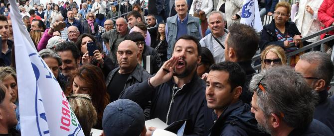 Salvini: «Chiedere scusa a Napolitano? Mai. Ha rappresentato male gli italiani»