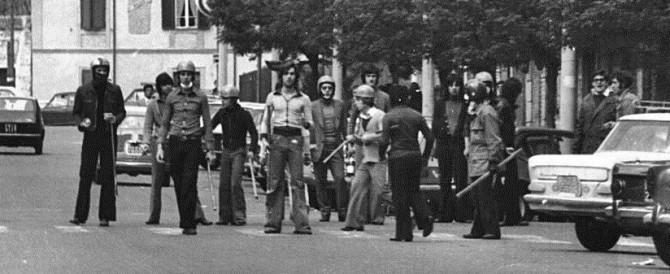Prenestino oggi come ieri: l'assalto di sabato a CasaPound ha un precedente
