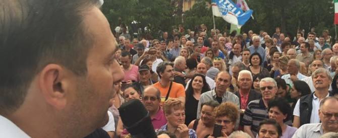 """Con """"Nicola Franco presidente"""" anche il Pd. Al VI municipio la destra può farcela"""