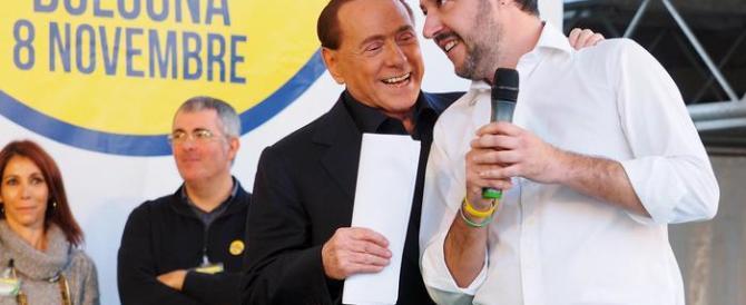 Salvini: «Se a Silvio fa piacere, vado a trovarlo». Auguri bipartisan al Cav