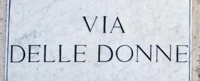 Arriva la toponomastica di genere, Boldrini: «Più vie intitolate alle donne»