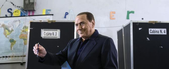 Berlusconi: «Al ballottaggio a Roma voterò scheda bianca»