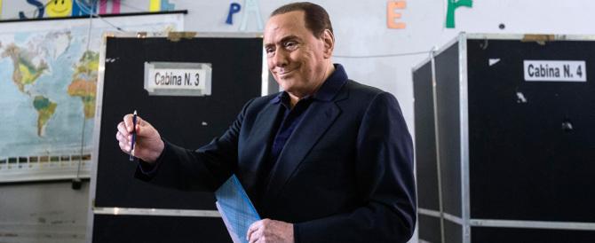 Berlusconi dall'ospedale: Forza Italia è operativa, impegno per i ballottaggi