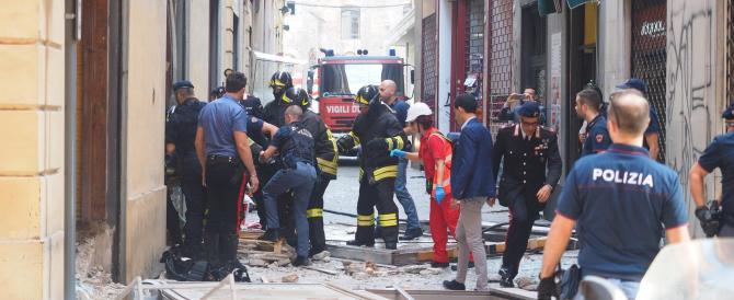 Esplosione in un ristorante giapponese a Bologna, sette feriti
