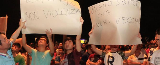 Firenze, i cinesi preparano un corteo di protesta dopo gli scontri a Sesto