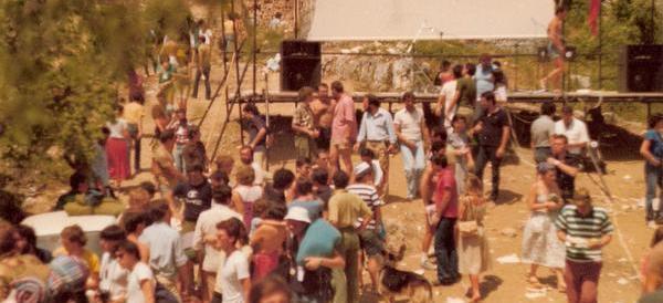 Giugno 1977: al via Campo Hobbit, primo esperimento populista