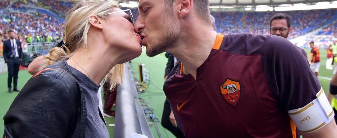 La campagna elettorale di Totti: favorevole alle Olimpiadi a Roma