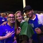 La modella è attivissima su Instagram e segue sempre il fidanzato allo stadio. (Foto Instagram)