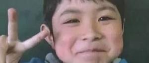 Giappone, ritrovato il bimbo lasciato nel bosco per punizione dai genitori