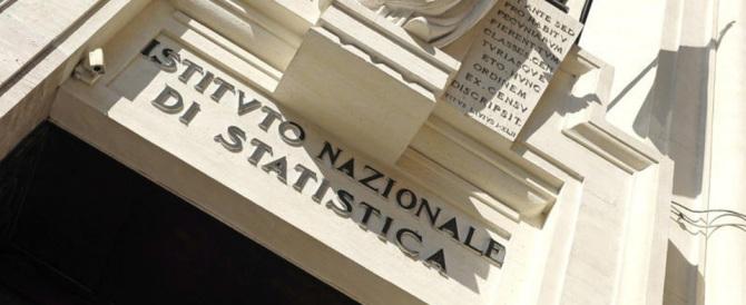Istat: l'inflazione rallenta ancora. Per gli italiani la crisi non è finita