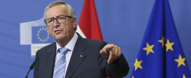 Brexit, Juncker minaccia: «No negoziati, chi è fuori è fuori» (VIDEO)