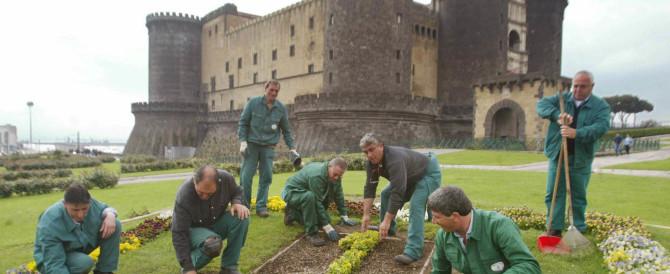 Imprese d'artigianato e crisi: è boom di giardinieri e flessione nell'edilizia