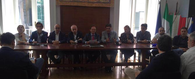 Napoli: destra unita per Lettieri. L'apprezzamento di Azione nazionale