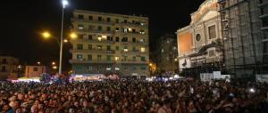 Lettieri a Napoli: «La nostra onda anomala travolgerà De Magistris»