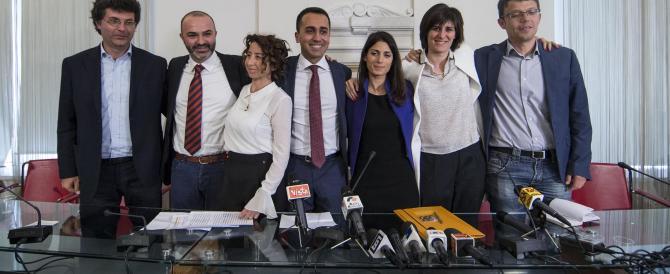 """""""Al M5S 18 milioni di euro dei cittadini"""": svelato il bluff di Raggi & c."""