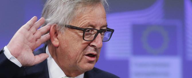 Juncker: divorzio rapido con Londra. Il piano di Berlino per limitare i danni