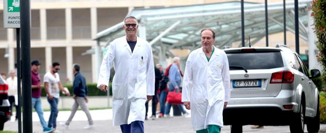 """Berlusconi è uscito dalla terapia intensiva, i familiari: """"Siamo tranquilli"""""""