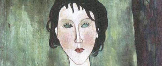Modigliani, a Spoleto l'immaginario femminile del grande artista