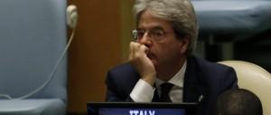 "Onu, Italia umiliata. Gasparri: ""La prossima volta mandiamo Conte"""
