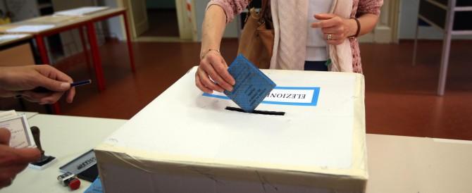 Ballottaggi, affluenza in calo: alle 19 ha votato il 36,56%. Giù a Roma e Napoli