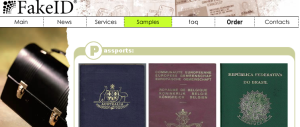 Così gli immigrati fanno il passaporto falso: 150 euro e arriva per posta