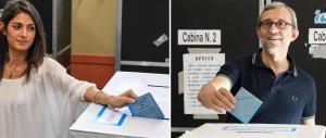 Exit poll: Roma, Raggi travolge Giachetti, 64-68% a 32-36%