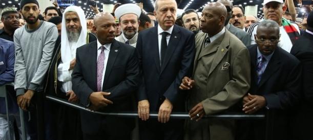 Muhammad Alì, incidente diplomatico in Usa: Erdogan offeso lascia i funerali
