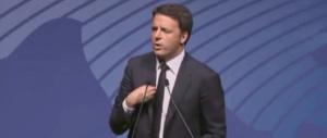 «Il Tg1 censura i fischi a Renzi». E i Cinquestelle diffondono il video senza tagli