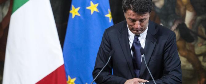 Brexit, Renzi mastica amaro. E il Pd rinvia la direzione del partito