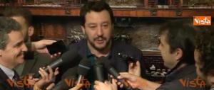 Matteo Salvini: «Mi fa ridere chi dice che abbiamo perso» (video)