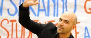 Saviano inaugura un sito e chiede la legalizzazione della marijuana