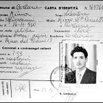 La carta d'identità di Salvatore Riina, detto Totò (Foto Wikipedia)