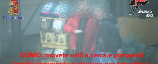 """Castelli Romani, stroncato un giro di usura: """"Portami i soldi o ti consumo!"""" (Video)"""