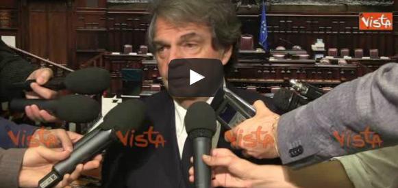 Brunetta: «Il vertice di Berlino? L'ennesimo flop di Renzi» (video)