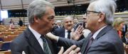 Farage all'Europarlamento: anni fa ridevate di me, ora non ridete più