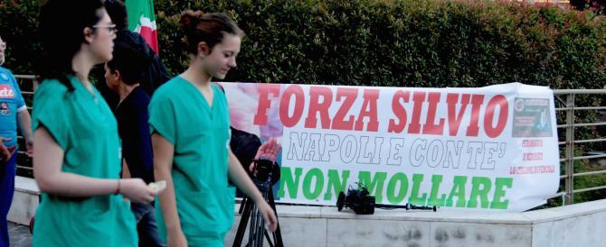 Berlusconi, terminato l'intervento. I medici: «Nessun problema»