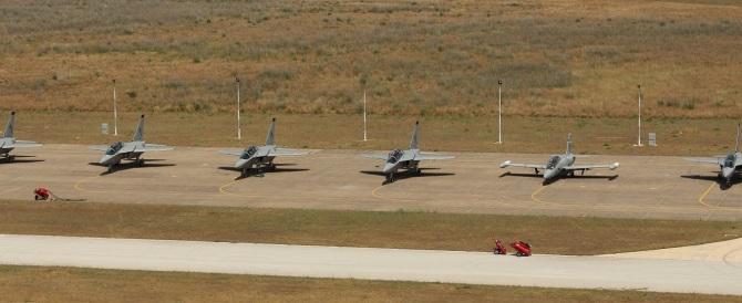 Il governo Renzi tace sugli aerei Usa a Pantelleria. Anzi, ci fa un parco…