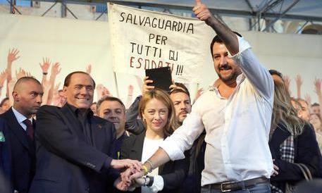 Berlusconi: ecco che faremo dopo il voto, con Salvini è pace fatta