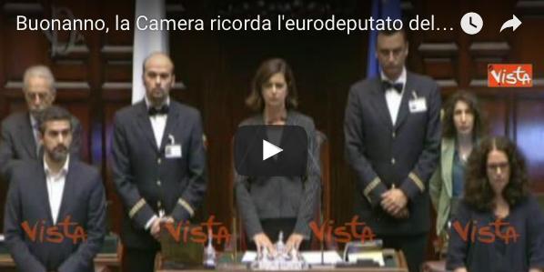 La Camera ricorda Buonanno, l'eurodeputato della Lega scomparso (video)