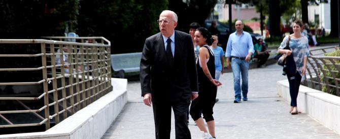 Confalonieri: «Berlusconi non deve ritirarsi, ci sono pochi come lui»