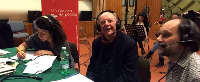 Clamoroso, Dario Fo a sorpresa sul ballottaggio: «Potrei votare Parisi…»