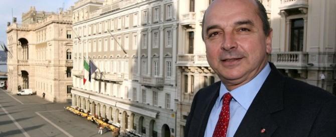 Il centrodestra con Roberto Dipiazza al 52,5% conquista Trieste