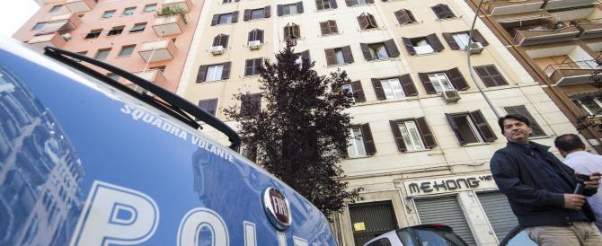 Roma, donna trovata morta in casa, il figlio era con lei: non ho sentito nulla