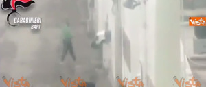 Bisceglie, arresti per traffico di droga e furti (ecco il video)