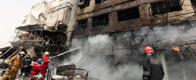 Ancora l'Isis, due autobomba a Baghdad: 126 morti di cui 25 bambini
