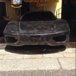 Dall'esterno poteva sembrare uguale: la Ferrari360 Modena era, in realtà, un prodotto artigianale realizzato sul telaio di una giapponese