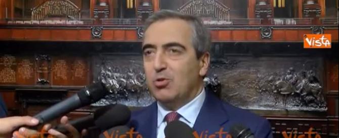 Gasparri: FI invita a votare in 50 città i candidati del centrodestra (video)