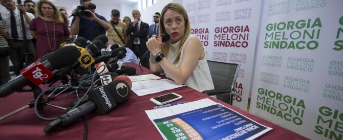 Giorgia Meloni: «Astio contro di me. Ma ora è nato un nuovo centrodestra»