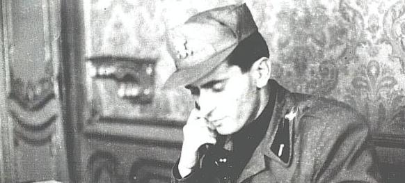 """Un libro su Giuseppe Solaro: il cuore impavido di un """"fascista rosso"""""""